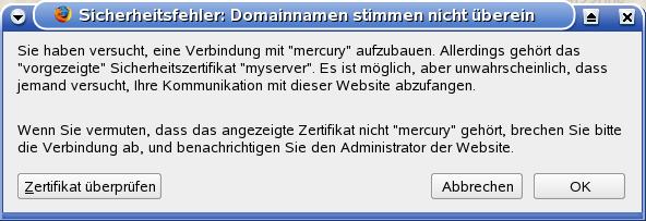 Einrichten von SSL beim Apache 2.x unter SuSE Linux
